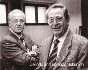 Zelindo e Lorenzo Schiavon