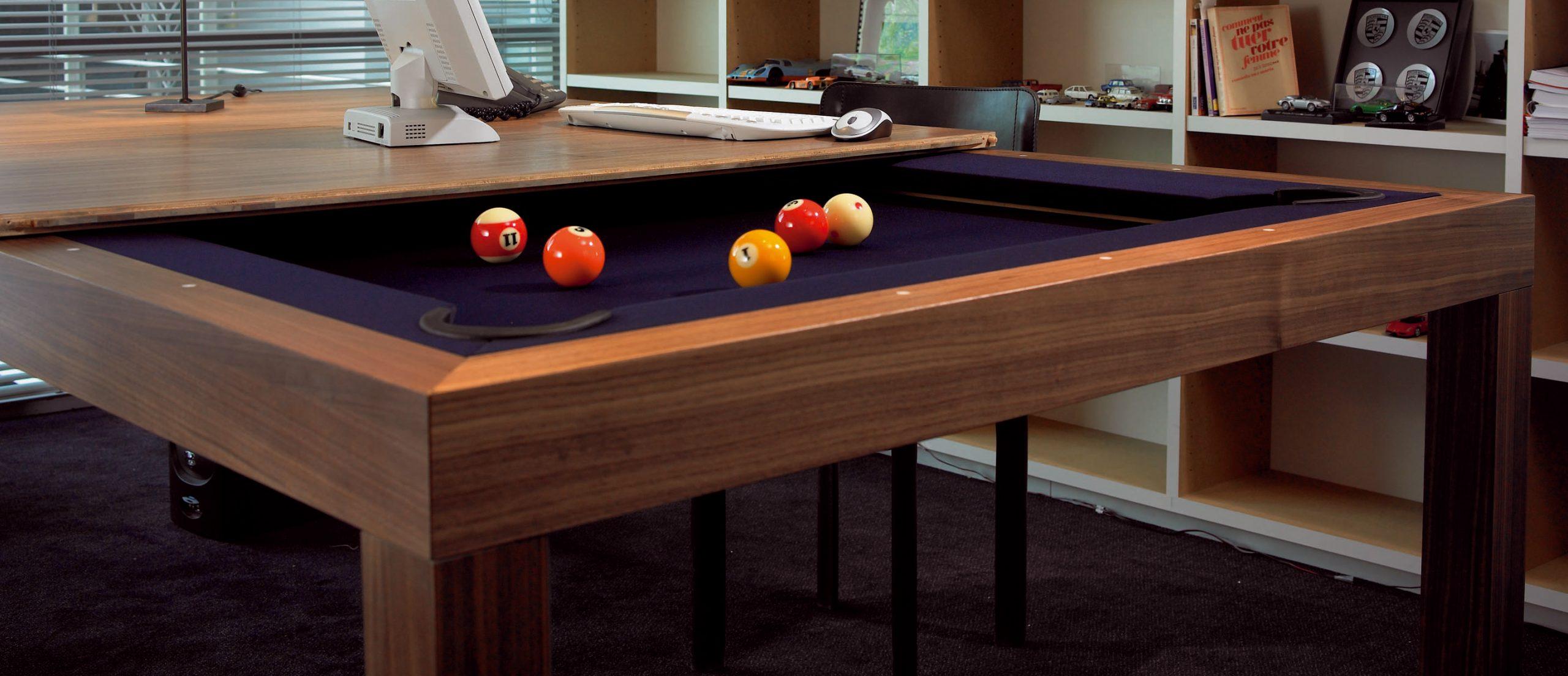 Biliardo pool Fusion legno