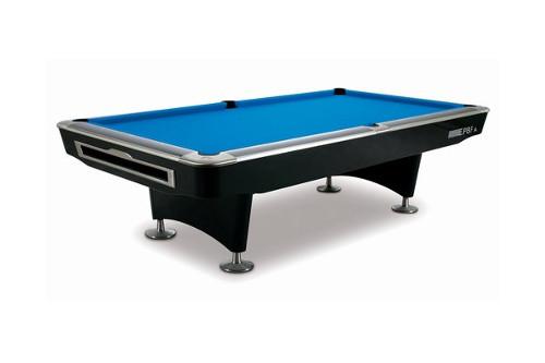 Biliardo pool Prostar black